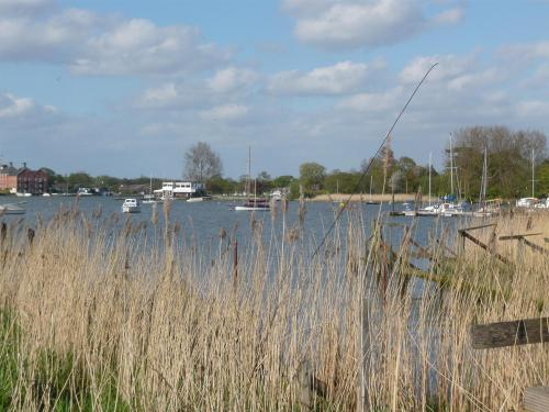 Oulton Broad, my new home