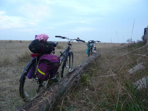 Bikes at Kessingland