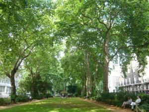 Woburn Square, Bloomsbury