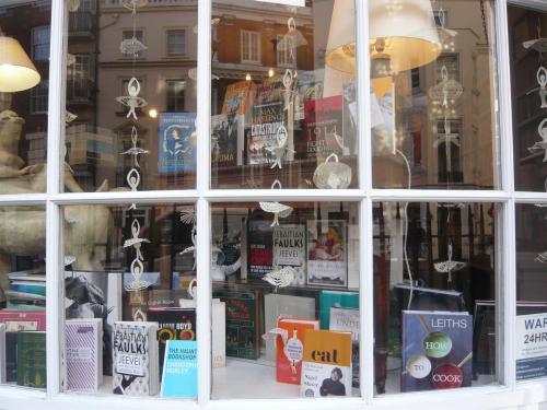 The window display, G Heywood Hill