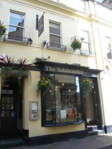 The Salamander pub